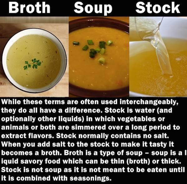 stock vs broth