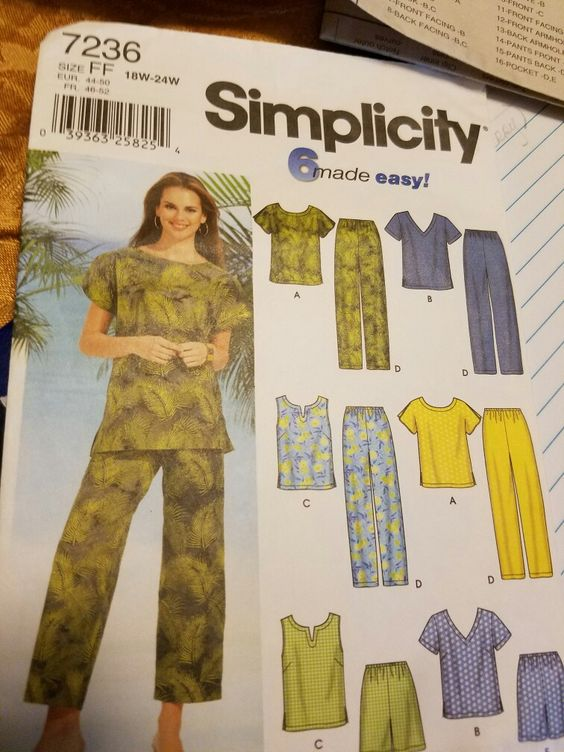 Simplicity 7236